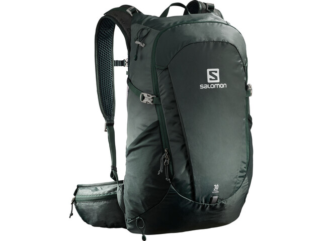 Salomon Trailblazer 30 Backpack green gables